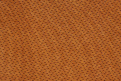 Orange Textile Background Royalty Free Stock Images