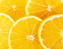 Orange texture Stock Image