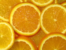 Orange texture Stock Image