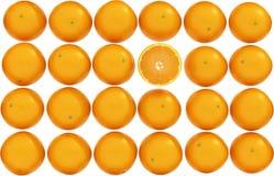 Orange texture Stock Images