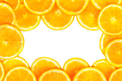 Orange  texture with space for text Stock Photography