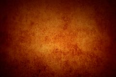 Orange textured background. Orange color textured wall background Royalty Free Stock Photo