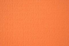 Orange Textured Paper Stock Image