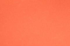 Orange Textured Paper Stock Photography