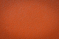 Orange textured plastic. Stock Photo