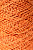 Orange Thread (2) Stock Photos