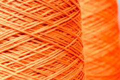 Orange Thread (4) Stock Photos