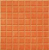 Orange Tile Background stock image