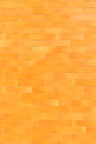 Orange tiled background Stock Photo