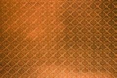 Orange Tiled Glass Stock Images