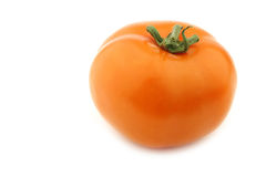 Orange tomato Royalty Free Stock Photography