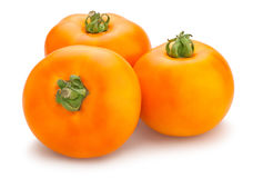 orange tomatoes Royalty Free Stock Photo
