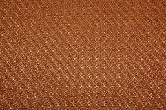 Orange synthetic fibers Stock Photos