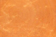 Orange Tonwarenhintergrund Lizenzfreie Stockbilder