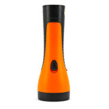Orange torch Royalty Free Stock Photography