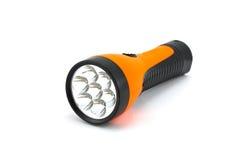Orange torch Stock Photography