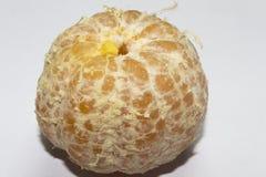 Orange trämassa fotografering för bildbyråer