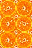Orange tropical fruit Stock Photos