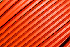 Plastic Tubing Telecom Communications  Royalty Free Stock Image