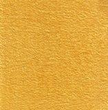 Orange Tuch-Beschaffenheit Lizenzfreie Stockfotografie