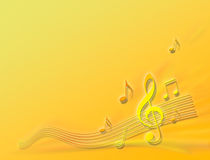 Orange tune. See more similar images in my portfolio Royalty Free Stock Images
