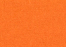 Orange tygbakgrund Arkivbild