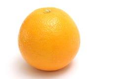 Orange upclose on top. Shot of an Orange upclose on top Royalty Free Stock Photos