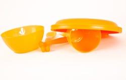 Orange utensil Royalty Free Stock Image