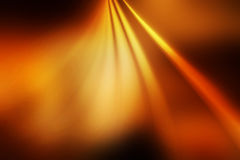 Orange värme abstrakt bakgrund Arkivbild