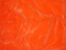 Orange Velvet Royalty Free Stock Photos
