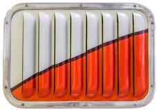 Orange Vent Royalty Free Stock Photo