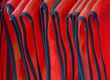 Orange vest Royalty Free Stock Photo