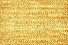 Orange vintage wool pattern Stock Photo