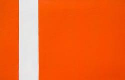 Orange Wände Lizenzfreie Stockfotografie