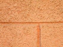 Orange wall Royalty Free Stock Photo