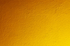 An orange wall. Background Royalty Free Stock Photography