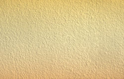 Orange wall detailed texture, artistic background Royalty Free Stock Images