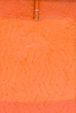 Orange wall Royalty Free Stock Photos