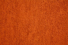 Orange Wall. Orange Stone Wall Texture Background Stock Photography