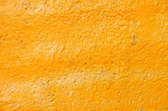 Orange wall texture. For background usage Stock Photos
