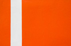 Orange walls Royalty Free Stock Photography