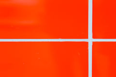 Orange walls Stock Photos
