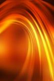 Orange warmer abstrakter Hintergrund Stockbilder