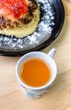 Orange water drink Royalty Free Stock Image