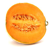 Orange water melon Stock Photography