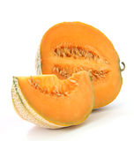 Orange water melon Royalty Free Stock Photos