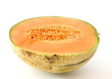 Orange water melon Royalty Free Stock Images