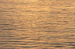 Orange water texture Royalty Free Stock Image