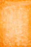 Orange watercolor abstract wrinkled paper stock photography