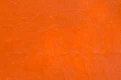Orange wet paper background texture Royalty Free Stock Photo